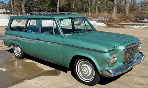 1963 Studebaker Lark Wagonaire na prodej