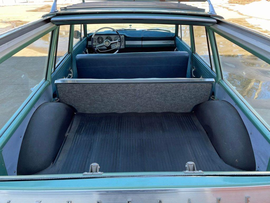 1963 Studebaker Lark Wagonaire