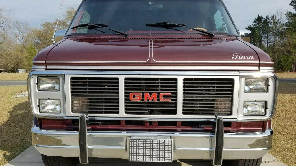 1990 GMC Vandura
