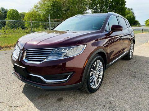 2017 Lincoln MKX na prodej
