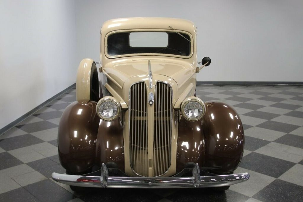 1937 Plymouth PT-50