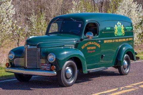 1947 International Harvester KB-2 na prodej