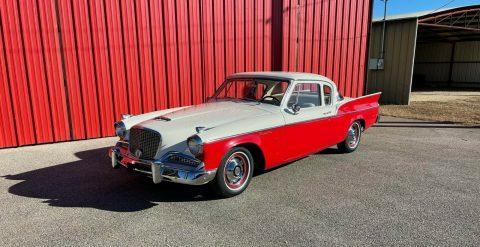 1958 Studebaker Silver Hawk na prodej