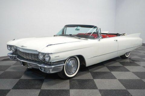 1960 Cadillac Series 62 Convertible na prodej
