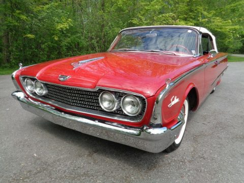 1960 Ford Galaxie Sunliner na prodej
