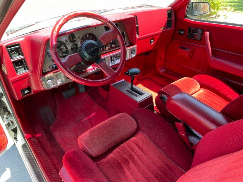 1985 Pontiac Sunbird
