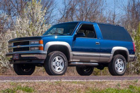 1999 Chevrolet Tahoe na prodej