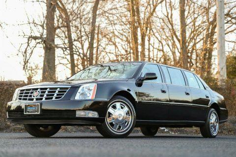 2008 Cadillac DTS Limousine na prodej