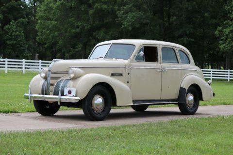 1939 Pontiac Silver Streak na prodej