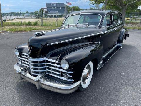1949 Cadillac Fleetwood Series 75 Limousine na prodej