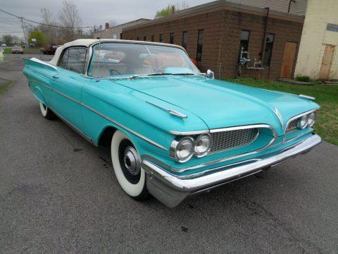 1959 Pontiac Catalina Convertible na prodej