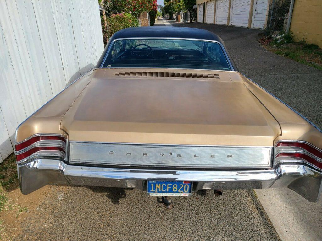1967 Chrysler New Yorker