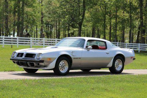 1975 Pontiac Firebird Trans Am na prodej