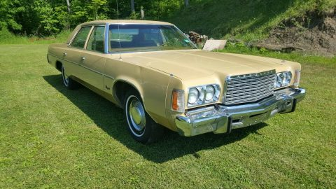 1976 Chrysler Newport na prodej