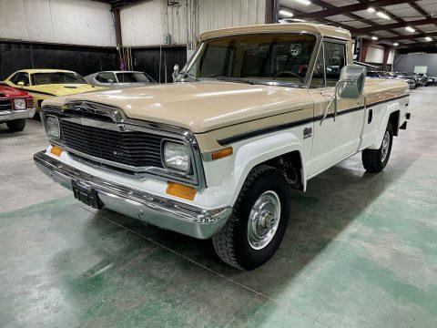 1980 Jeep J10 na prodej