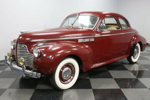 1940 Buick Super Eight Coupe na prodej
