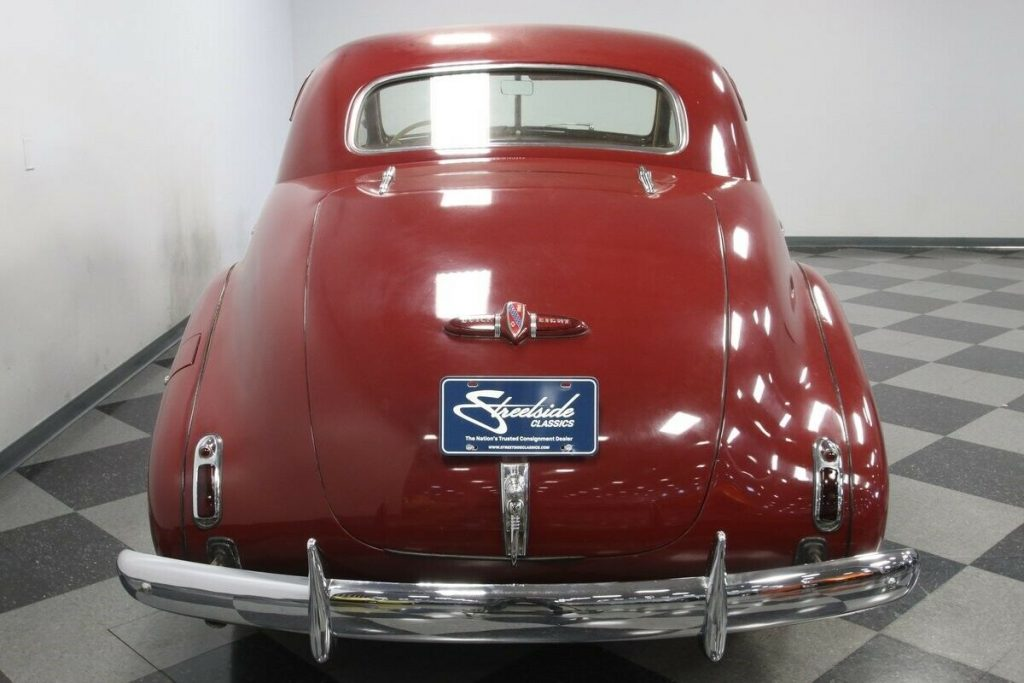 1940 Buick Super Eight Coupe