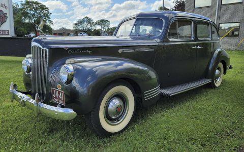 1941 Packard 120 Touring Sedan na prodej