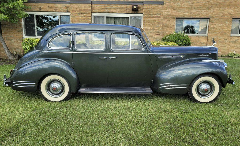 1941 Packard 120 Touring Sedan