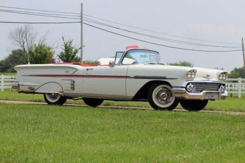 1958 Chevrolet Impala na prodej