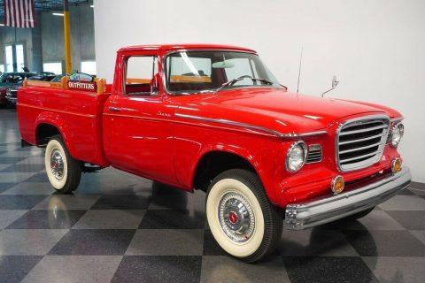 1961 Studebaker Champ Deluxe na prodej