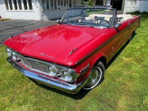 1963 Mercury Comet Convertible na prodej