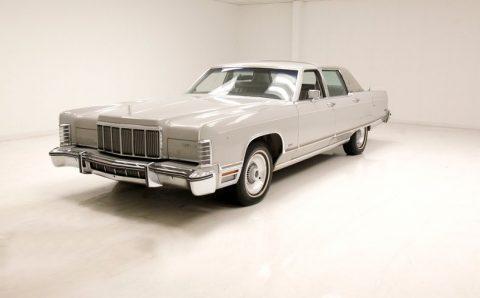 1976 Lincoln Continental na prodej