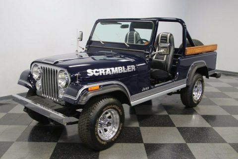 1981 Jeep CJ8 na prodej