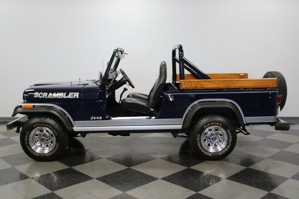 1981 Jeep CJ8