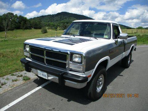1993 Dodge Ram na prodej