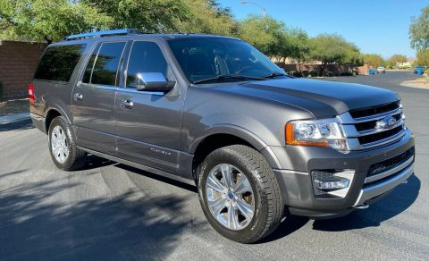 2015 Ford Expedition na prodej