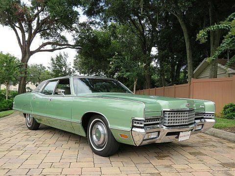 1972 Mercury Grand Marquis Brougham na prodej