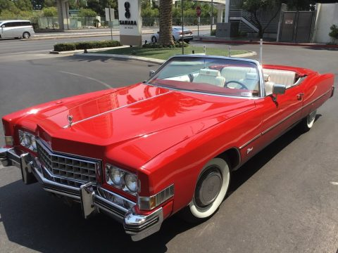 1973 Cadillac Eldorado na prodej