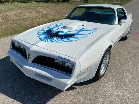 1977 Pontiac Trans Am na prodej