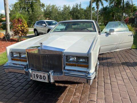 1980 Cadillac Eldorado na prodej