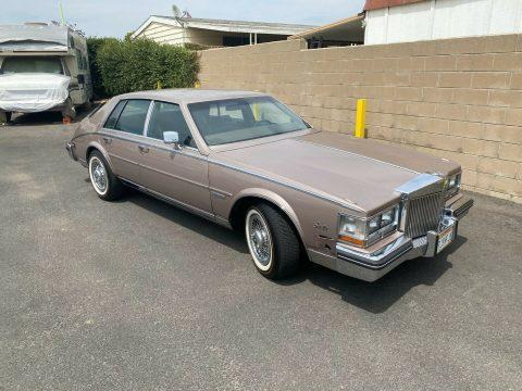 1983 Cadillac Seville na prodej