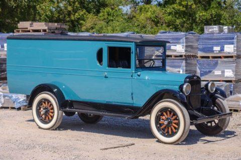 1929 Chevrolet Capitol na prodej