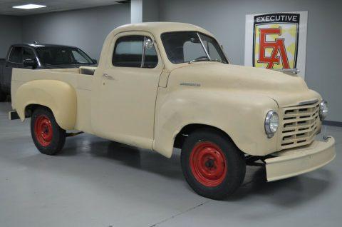 1949 Studebaker 2R5 na prodej