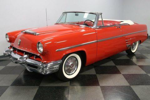 1953 Mercury Monterey Convertible na prodej