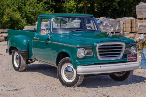 1960 Studebaker Stepside Pickup na prodej