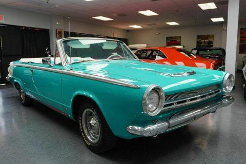 1964 Dodge Dart Convertible na prodej
