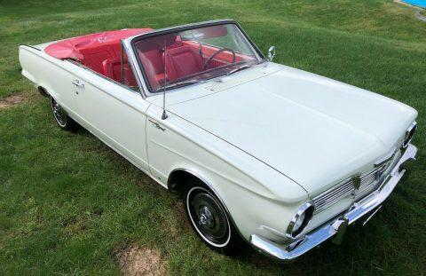 1965 Plymouth Valiant Convertible na prodej