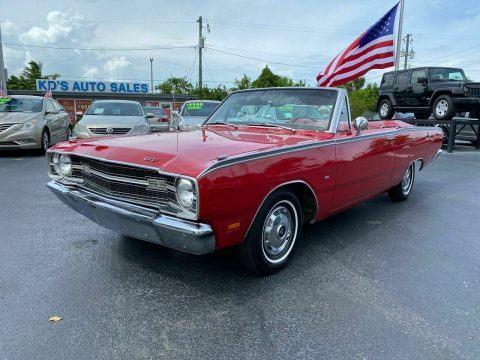 1969 Dodge Dart Convertible na prodej