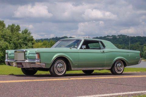 1970 Lincoln Continental Mark III na prodej