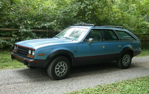 1986 AMC Eagle na prodej