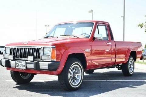 1986 Jeep Comanche na prodej
