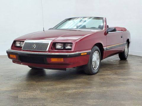 1988 Chrysler LeBaron na prodej