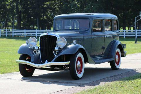 1933 Hudson Teraplane na prodej