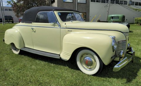 1941 Plymouth P12 Special Deluxe na prodej