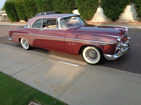 1955 DeSoto Fireflite na prodej
